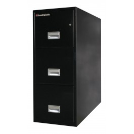 3T3110 Sentry Fire File - black