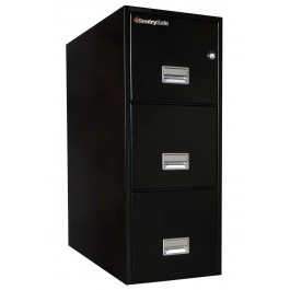 3T3131 Sentry fire file - black
