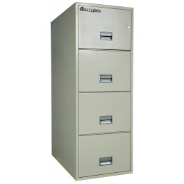 Sentry 3G3110 3 Drawer Fire Cabinet with Fire Rating