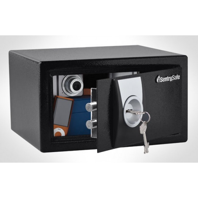 Sentry X031 Light Boltable Security Safe With Key Lock