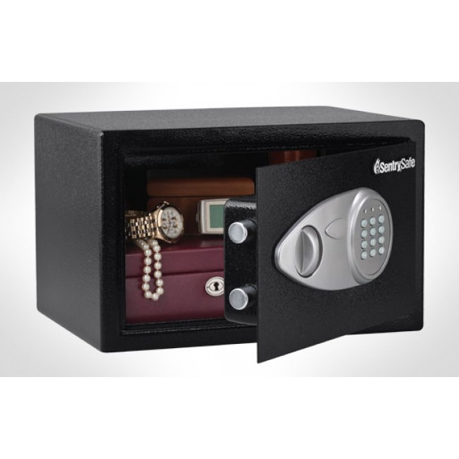 Sentry x055 boltable security safe with digital lock for Safe and secure products