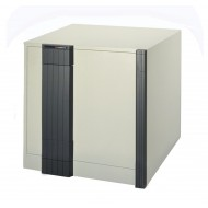 sentry 1816cs media cabinet with 1 hr fire rating for protection of media