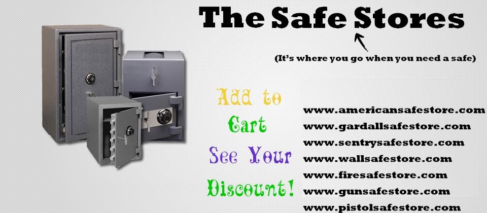 The Safe Stores Splash Image
